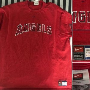 Los Angeles Angels Nike Vintage MLB Shirt